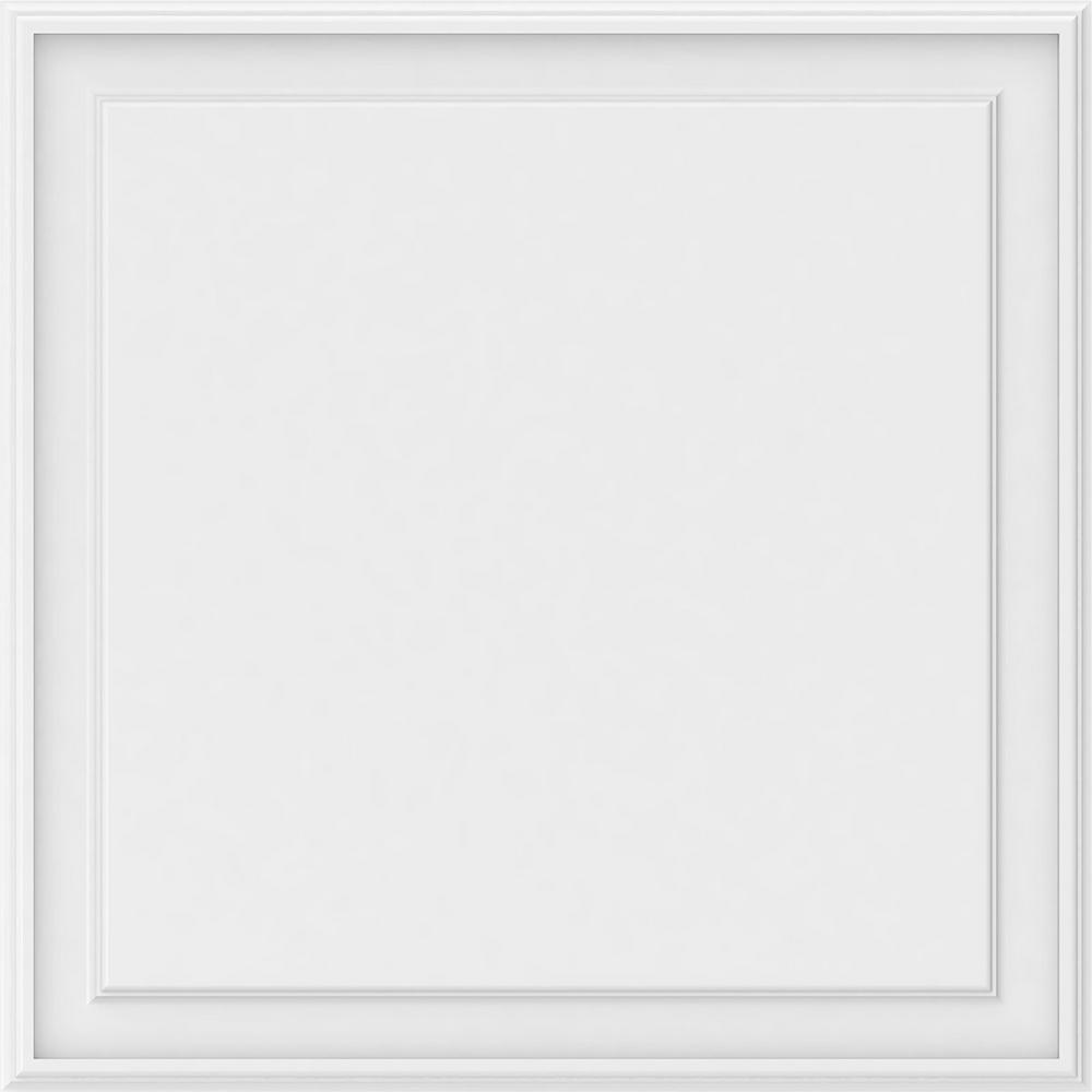 Ekena Millwork 5/8 in. x 2-2/3 ft. x 2-2/3 ft. Legacy
