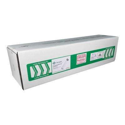 4 Foot Jumbo Lamp Box (holds 68 T12 or 145 T8)