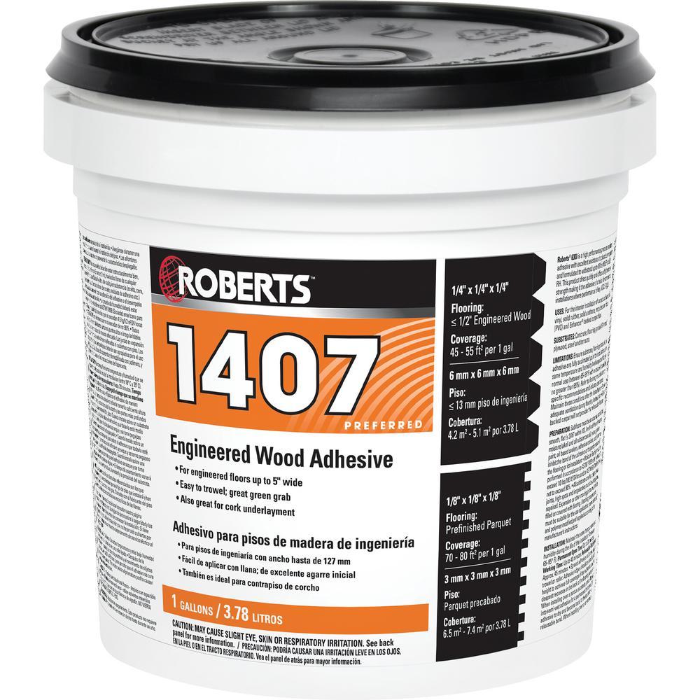 Engineered Wood Flooring Adhesive 1407