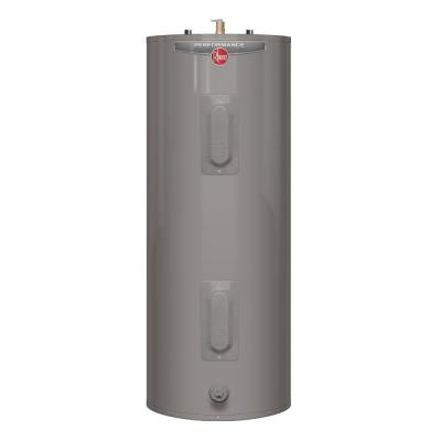 Performance 50 Gal. Medium 6-Year 4500/4500-Watt Elements Electric Tank Water Heater