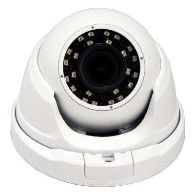 4-in-1 Outdoor 1080p HD 2MP Motorized 2.8 mm -12 mm Surveillance Dome Camera