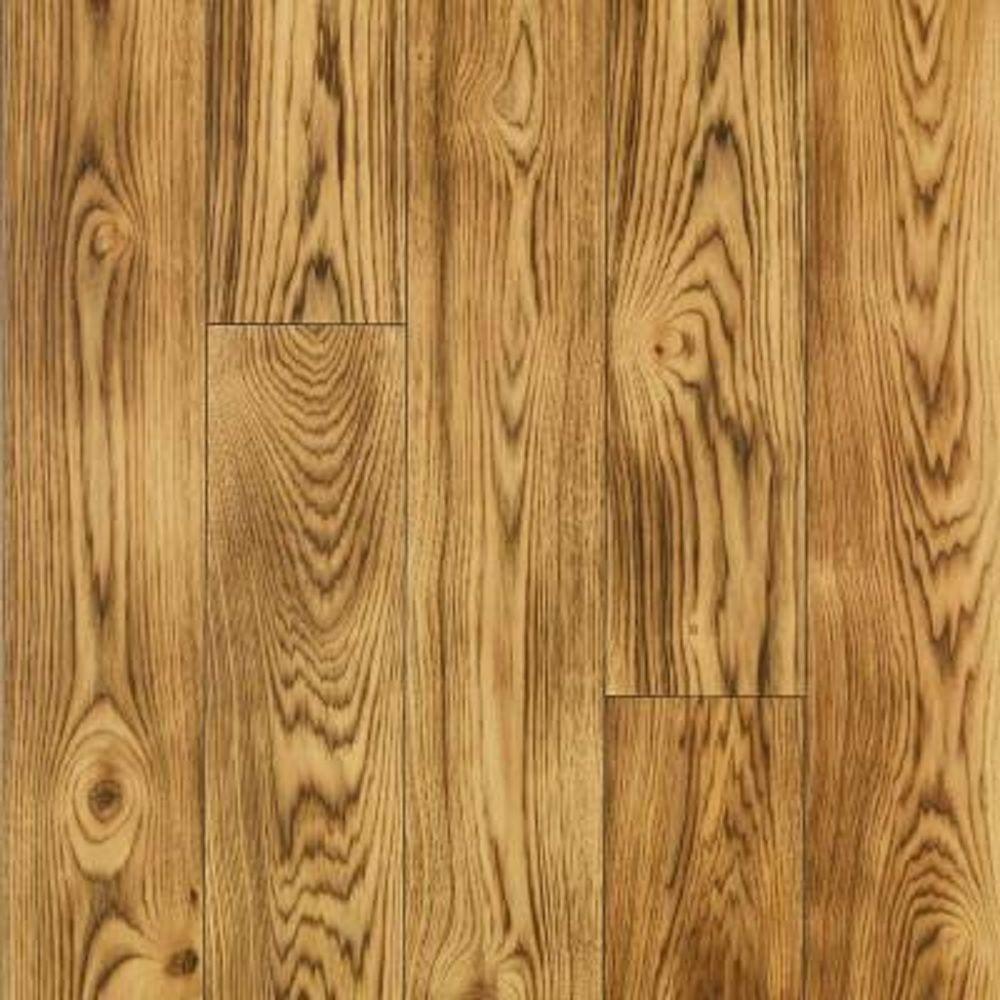Pergo Xp Smoked Hickory Laminate Flooring 5 In X 7 Take Home