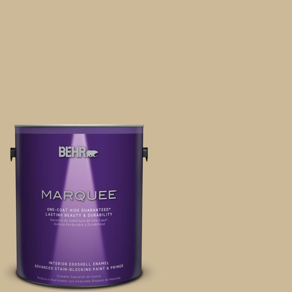1 gal. #MQ2-22 Hayloft One-Coat Hide Eggshell Enamel Interior Paint