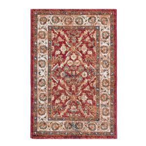 Tayse Rugs Milan Red 2 ft. x 3 ft. Accent Rug by Tayse Rugs