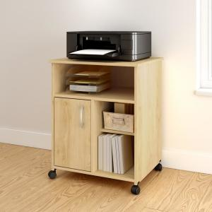 Axess Natural Maple Storage System