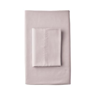 Tencel Lyocell Solid 300-Thread Count Sateen Pillowcase (Set of 2)