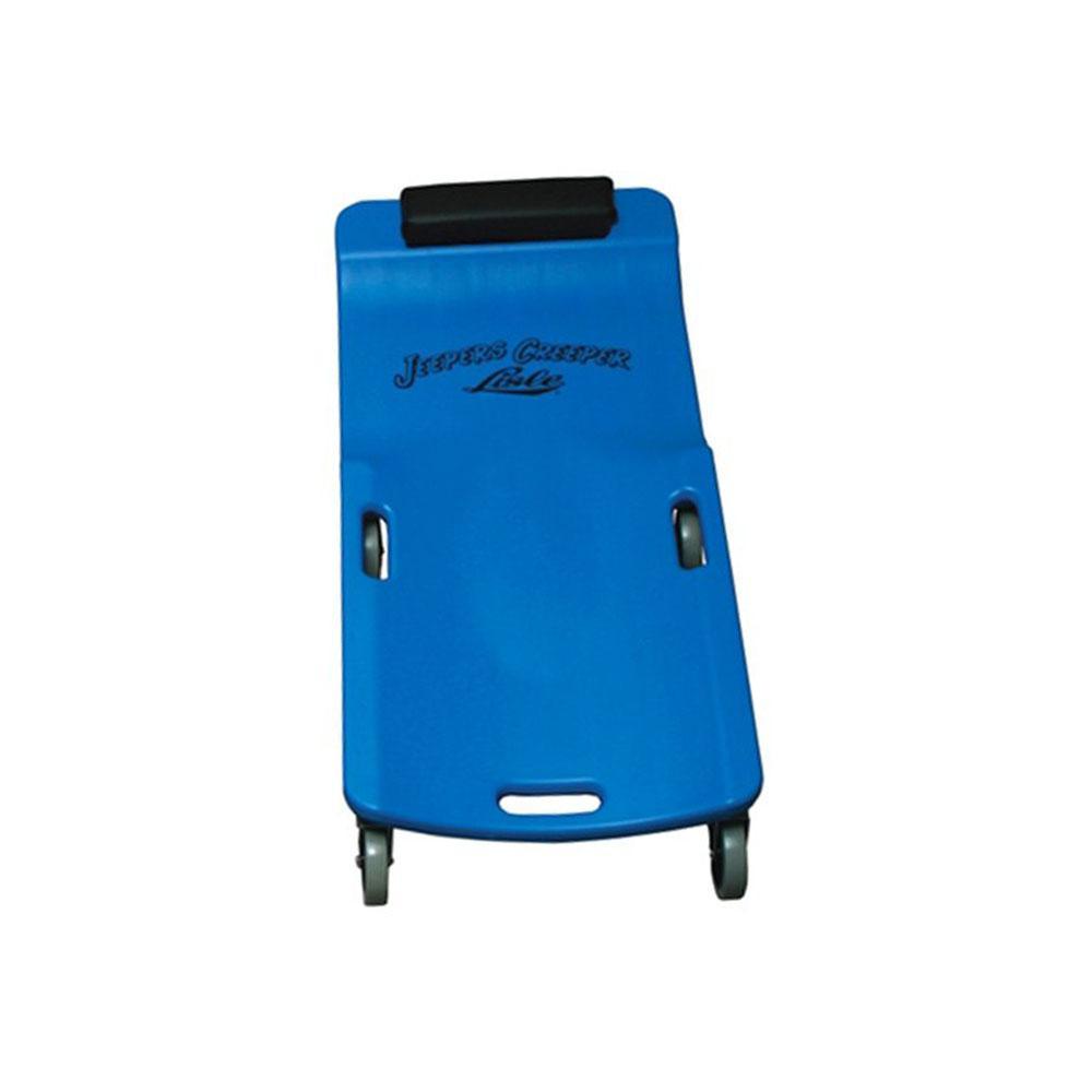 Low Profile Blue Plastic Creeper