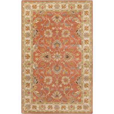 John Rust 10 ft. x 14 ft. Area Rug