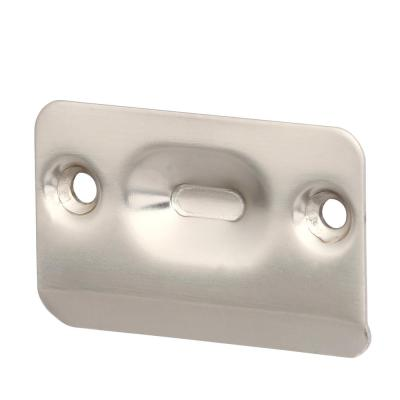Satin Nickel Drive in Ball Catch