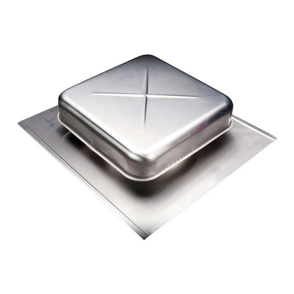 38 sq. in. Galvanized Steel Roof Vent