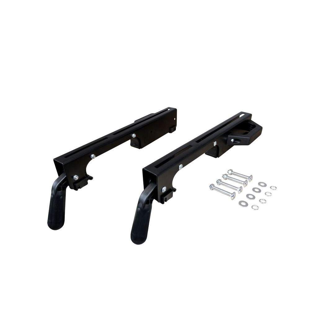 POWERTEC Miter Saw Stand Mounting Bracket Assembly (2-Pack)