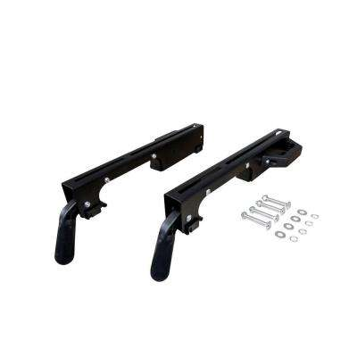 Miter Saw Stand Mounting Bracket Assembly (2-Pack)
