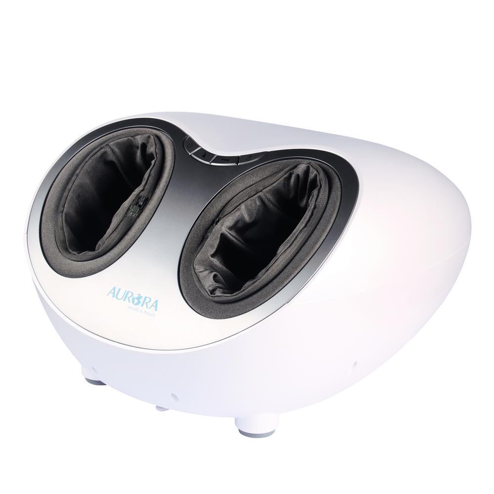 2-Speed Shiatsu Foot Compression Massager with Heat