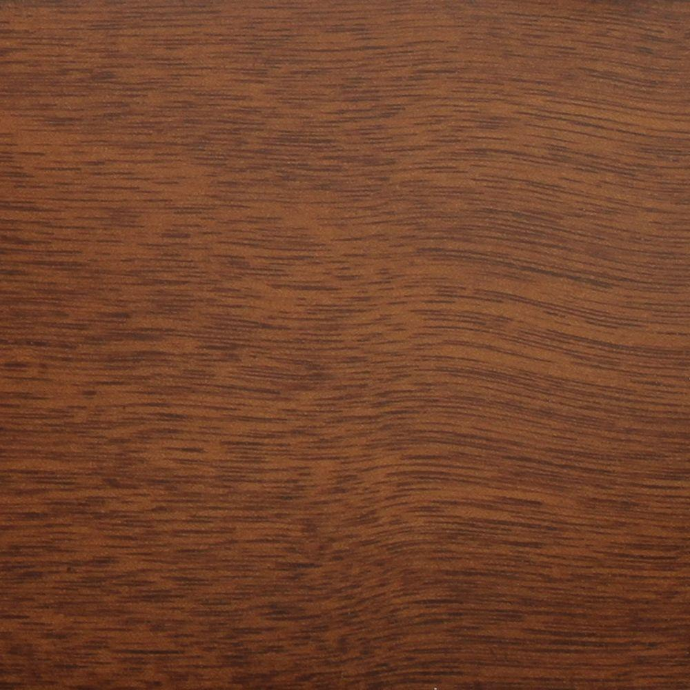Foremost Knoxville 4 in. x 4 in. Wood Sample in Nutmeg
