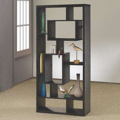Lester Black Bookcase
