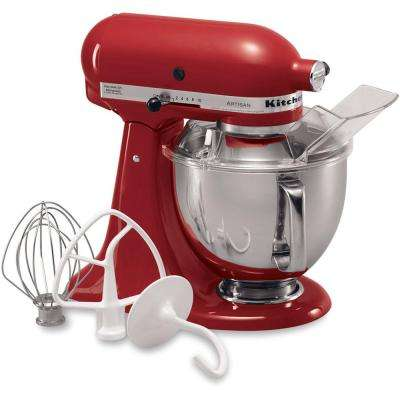 Artisan 5 Qt. Empire Red Stand Mixer