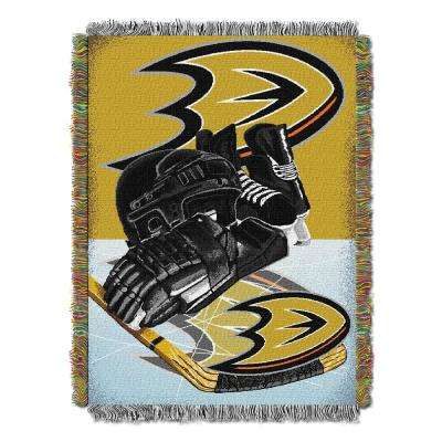 Ducks Multi Color HIA Tapestry Throw