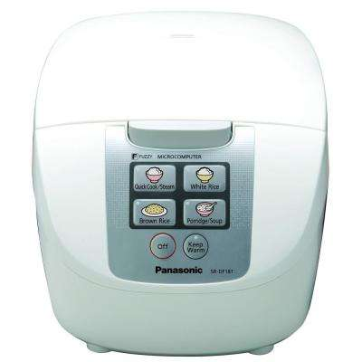 Fuzzy Logic 10-Cup Rice Cooker