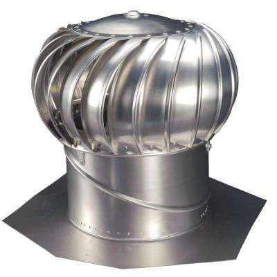 12 in. Mill Finish Aluminum Internally Braced Wind Turbine