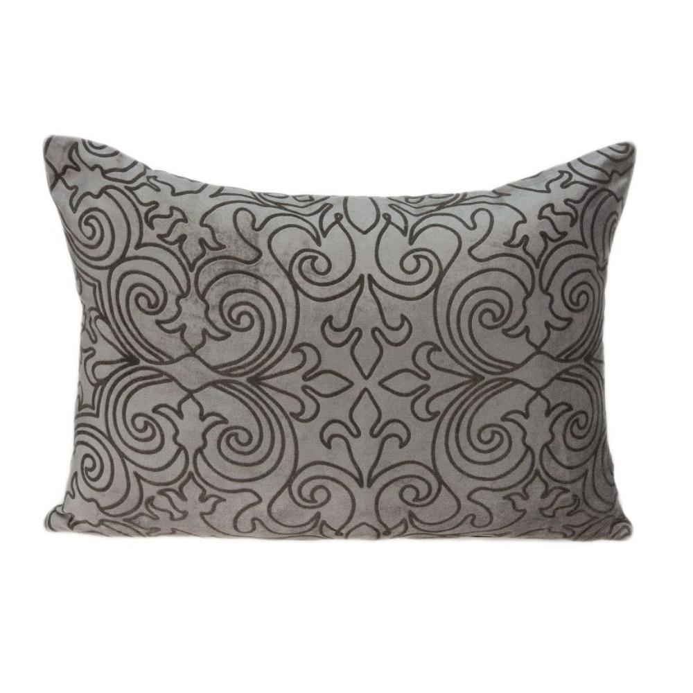 Jordan Champagne Botanical 14 in. Throw Pillow Cover