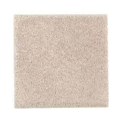 Carpet Sample - Gazelle II - Color Dover Cliffs Texture 8 in. x 8 in.