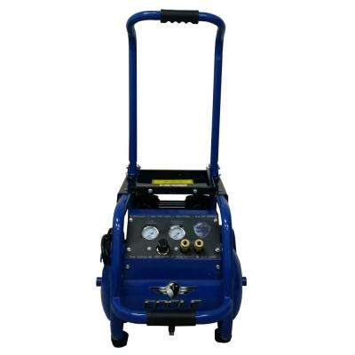 Silent Series, 2.5 HP, Electric 115-Volt, Oil Free Air Compressor
