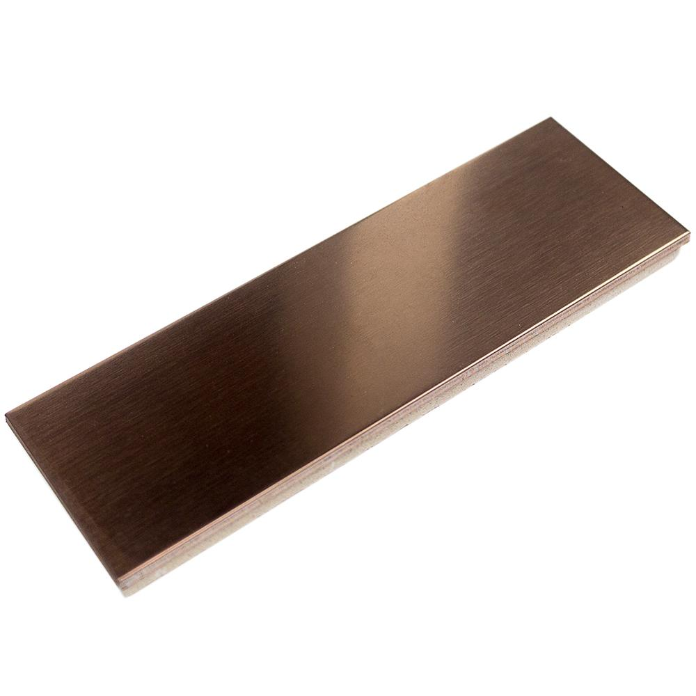 Ivy Hill Tile Metal Copper Stainless