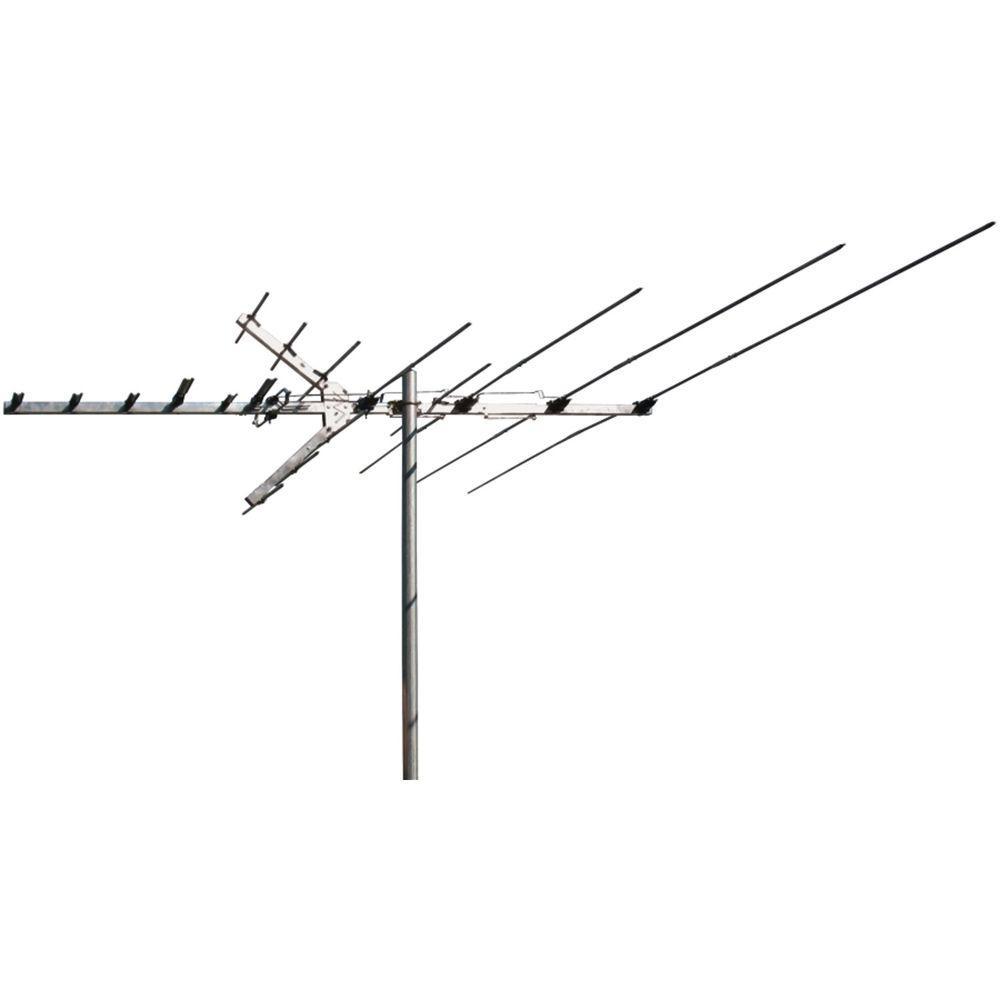 Clear Digital Outdoor TV Antenna 8 Bay Digital High Definition Compatible