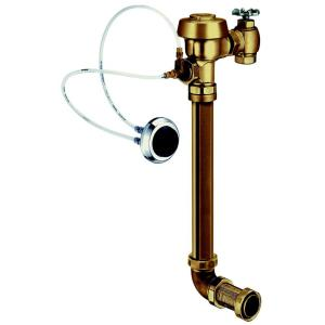 Sloan Concealed Hydraulically Operated High Efficiency Water Closet Flushometer, for Wall Hung Concealed Back Spud Bowls by Sloan