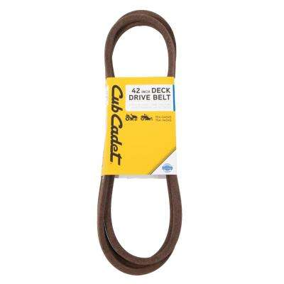 Original Equipment Deck Drive Belt for Select 42 in. Lawn Tractors and Zero-Turn Mowers