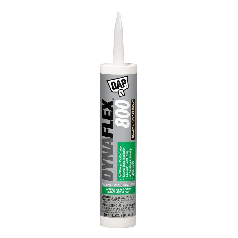 DYNAFLEX 800 10.1 oz. White Premium Polymer Sealant
