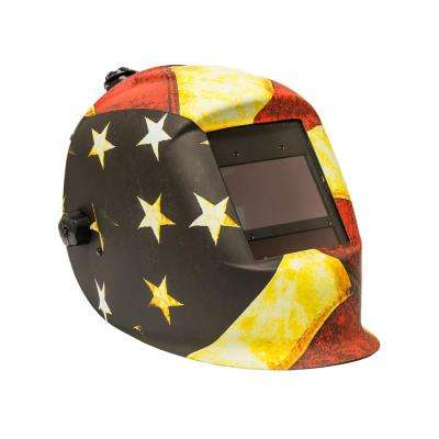 Master Series Patriot Auto-darkening Welding Helmet