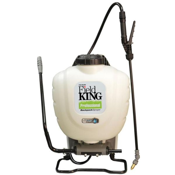 4 Gal. Professional No Leak Backpack Sprayer