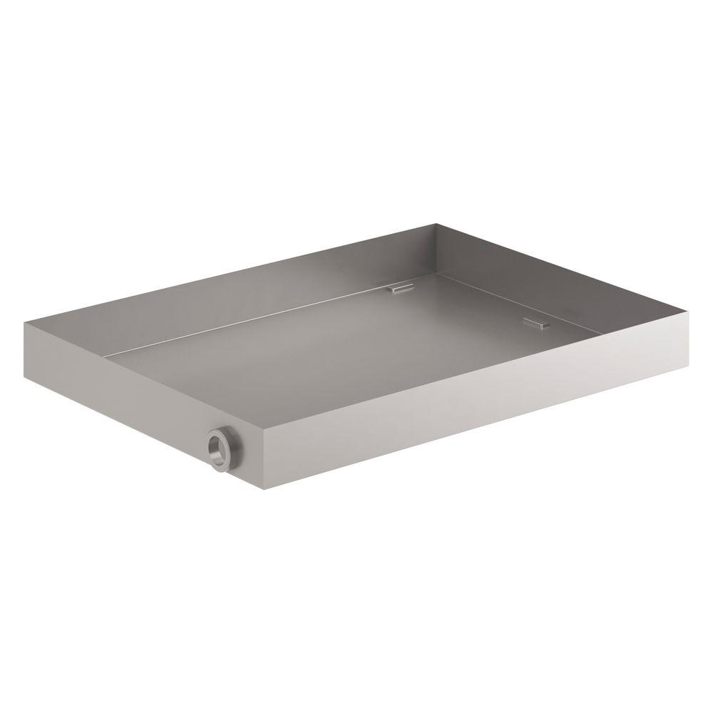 Kohler Invigoration Large Drain Pan K 5562 Na The Home Depot