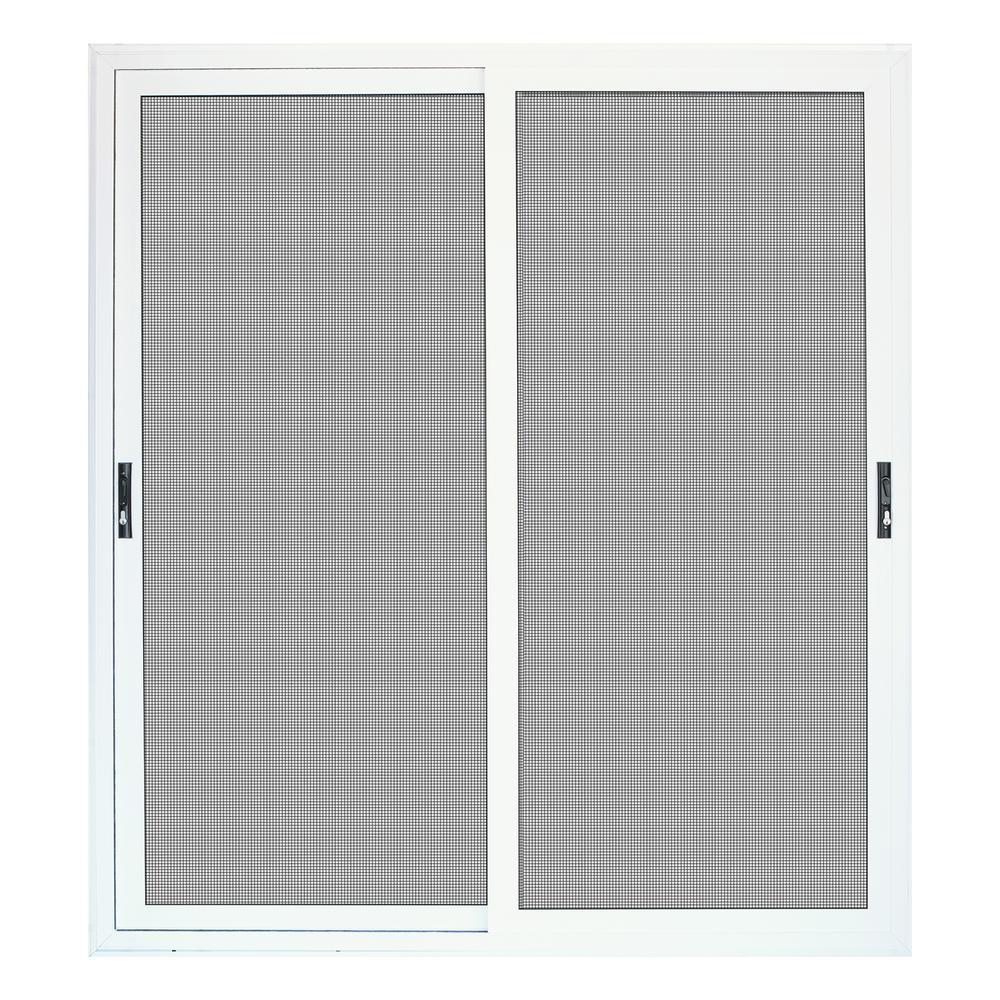 Patio Security Door with Meshtec Screen