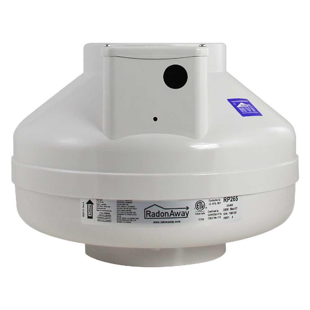 RP265c Radon Fan