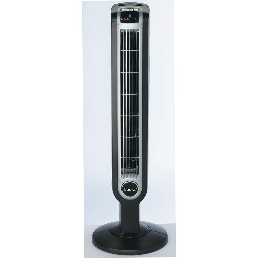 36 in. Tower Fan with Remote Control and Ionizer