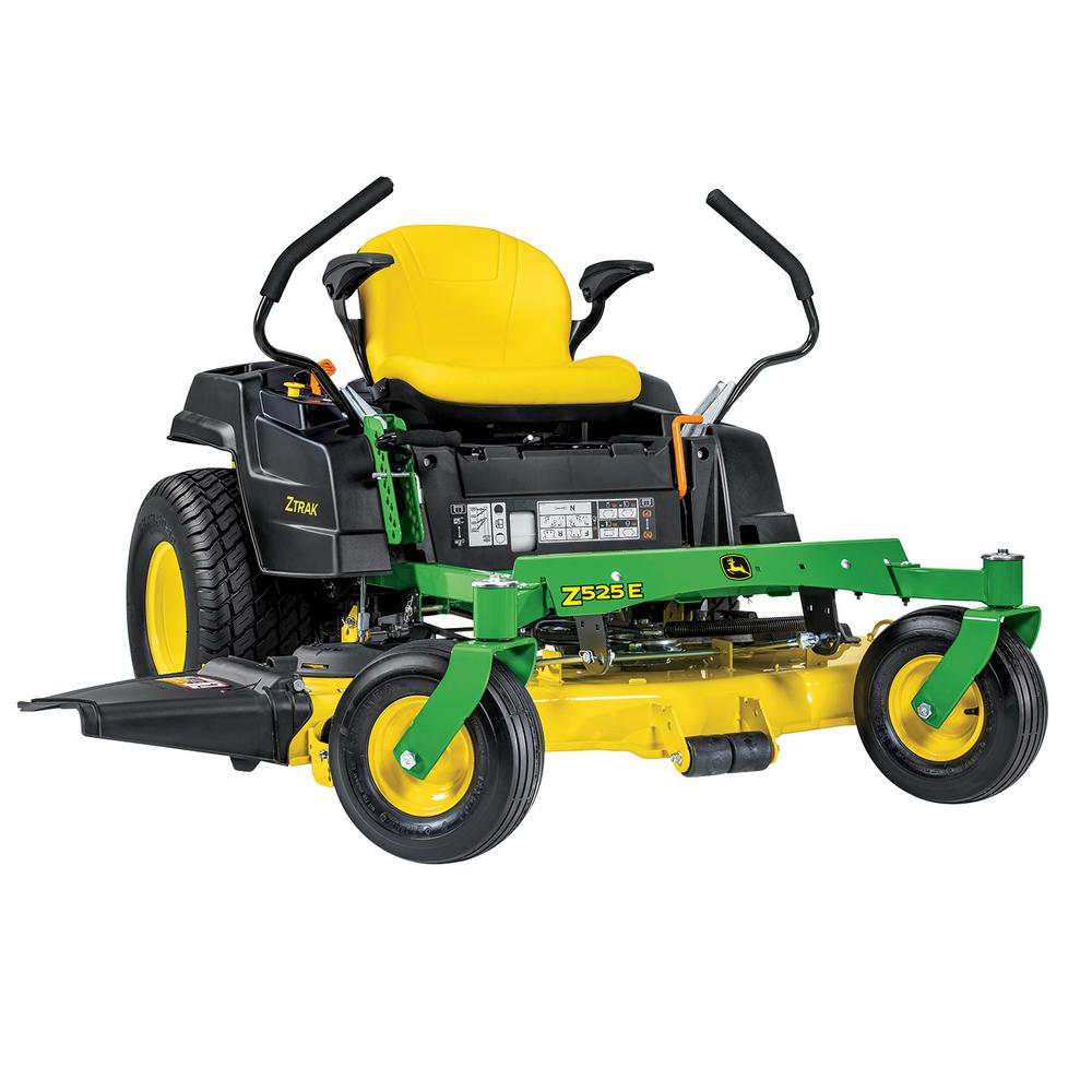 John Deere Z525E 54 in  24 HP Gas Dual Hydrostatic Zero-Turn Riding Mower