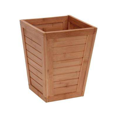 Waste Basket/Slats