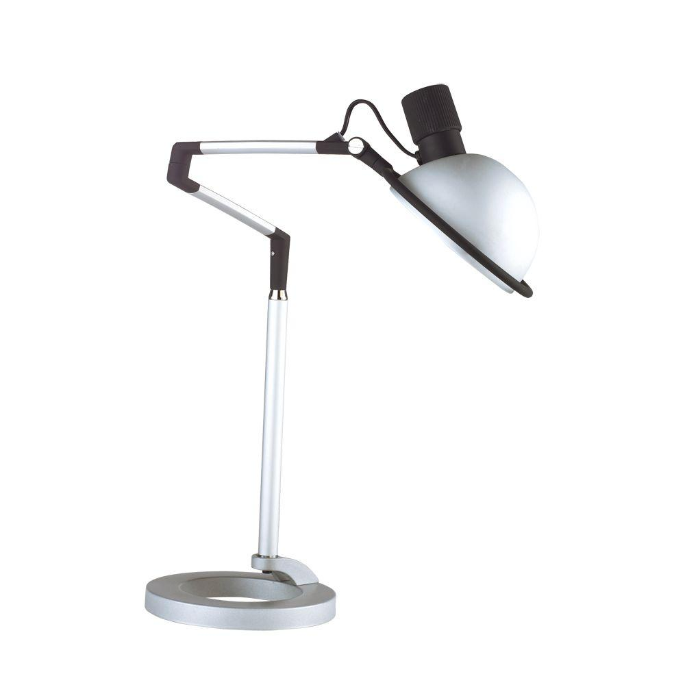Eurofase Morph Collection 22-7/8 in. Aluminum Table Lamp-DISCONTINUED