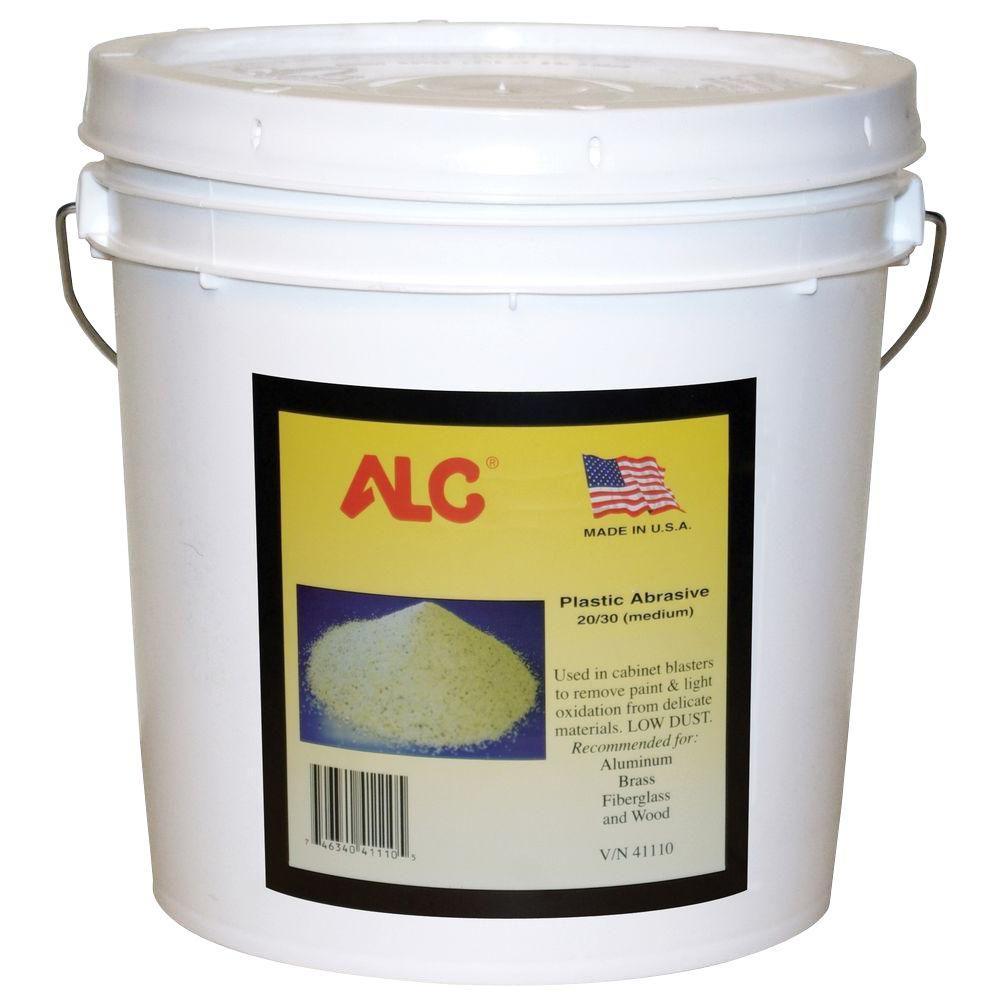 10 lbs. Plastic Grit Blasting Abrasive