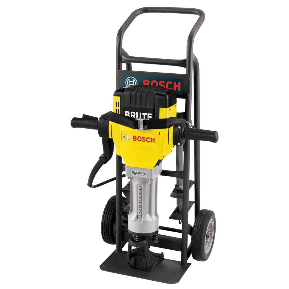 Bosch 15A 1-1/8 Hex Hammer Deluxe kit
