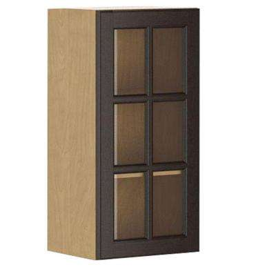 Cabinet Doors Home Depot >> Glass Kitchen Cabinets Kitchen The Home Depot