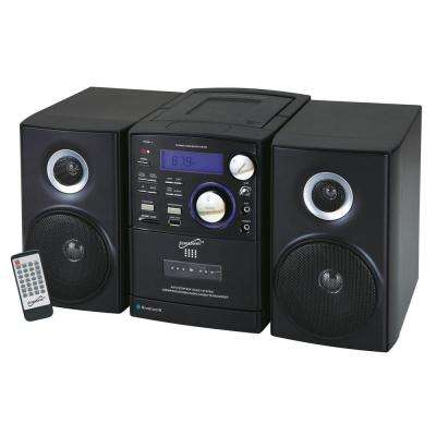 Bluetooth CD/MP3/Cassette Player