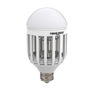 Bug Zapper Bulbs >> Nebo Z Bug Bulb Mosquito Zapping Led Bulb 6458 The Home Depot