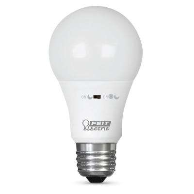 40-Watt Equivalent Soft White (2700K) A19 IntelliBulb Motion Activated LED Smart Light Bulb