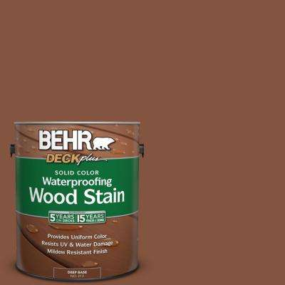 1 gal. #S210-7 October Leaves Solid Color Waterproofing Wood Stain