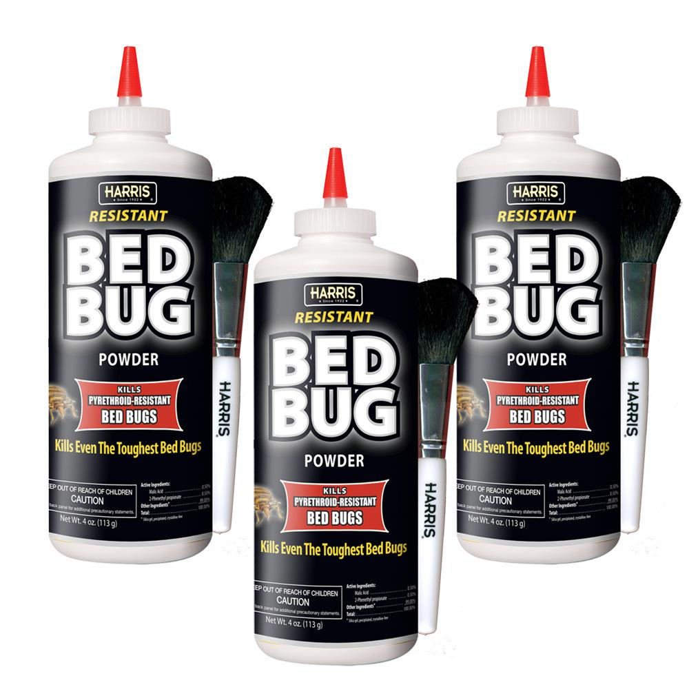 4 oz. Ready to use Resistant Bed Bug Killer (Pack of