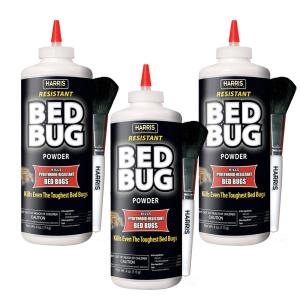 Harris 4 oz. Ready to use Resistant Bed Bug Killer (Pack ...