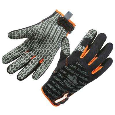ProFlex Small Gray Smooth Surface Handling Work Gloves